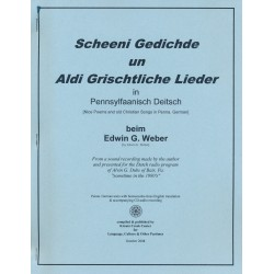 Scheeni Gedichde un Aldi Grischtliche Lieder (Digital Download)
