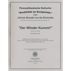 Der Winder Kummt! (Digital Download)