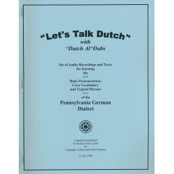 """Let's Talk Dutch"" with ""Dutch Al"" Dubs (Digital Download)"