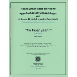 Im Friehyaahr (Digital Download)