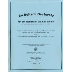 En Deitsch Gschwetz mit em Robert un die Ella Welsh (Digital Download)